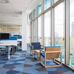 Commercial Carpet Tiles Christchurch