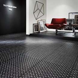 LVT Checker Plate