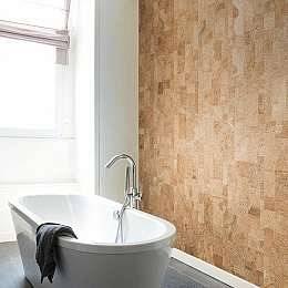 Natural Cork Walls