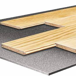 Acoustic Flooring Underlays